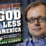 Photo unknown:  Todd Starnes, Author: God Less America